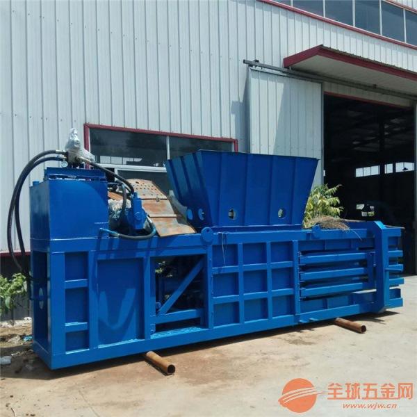 江苏卧式120吨废纸打包机厂家