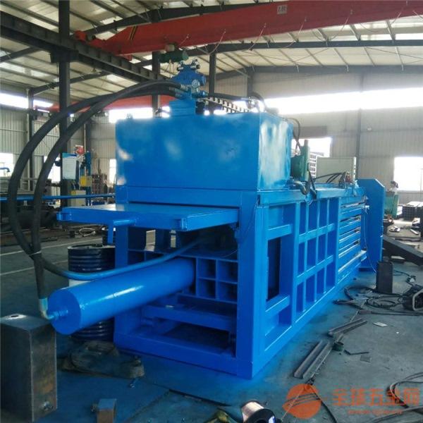 卧式120吨废纸箱液压打包机厂家