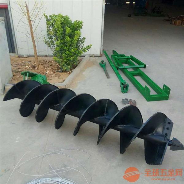 重庆双鹰拖拉机挖坑机 哪里便宜
