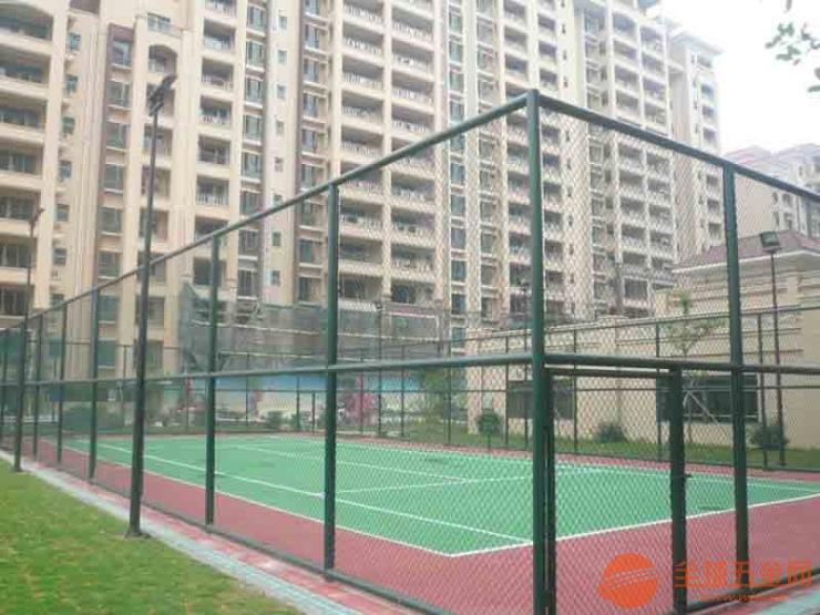 篮球场围栏样式