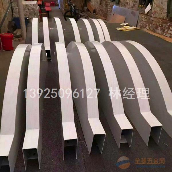 弧形铝方通厂家定制 厂家批发 价格优惠