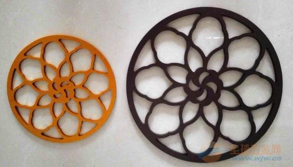 镂空铝单板厂家价格 铝单板雕花图案订购