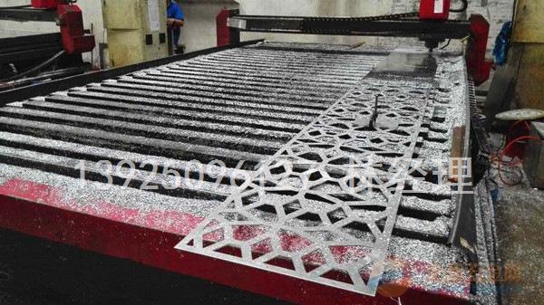 镂空雕花铝单板规格定制加工 铝单板雕花图案订购