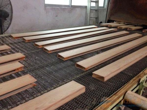 深圳木纹铝方通吊顶厂家报价 木纹铝方通订做规格