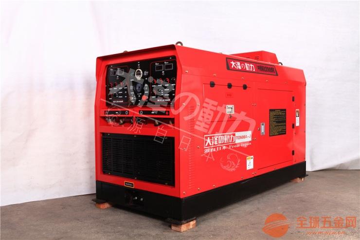 铁路局专用500A柴油发电电焊机