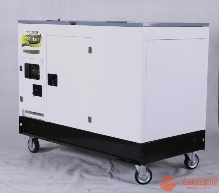 四川15kw柴油发电机应急备用