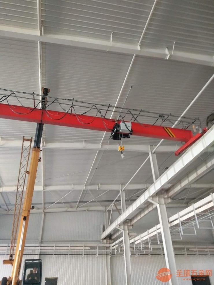 钢丝绳电动葫芦航车行吊成品批发