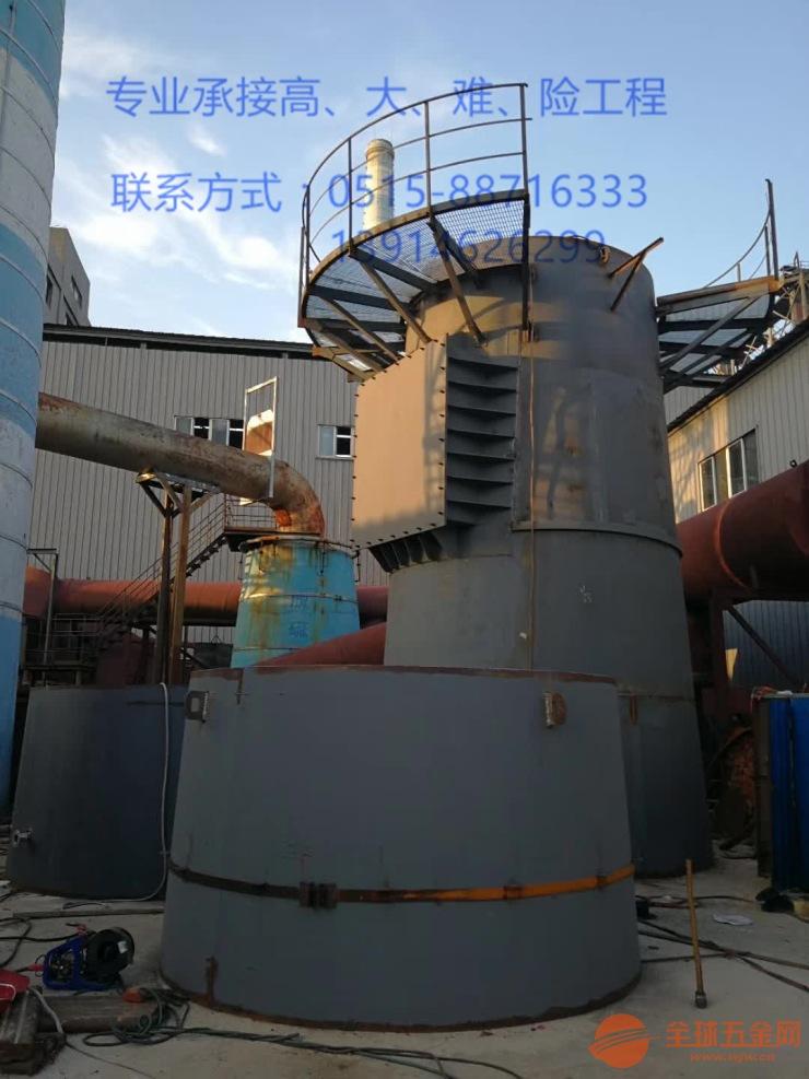 百色烟囱制作爬梯欢迎来电√钢结构防腐公司欢迎您