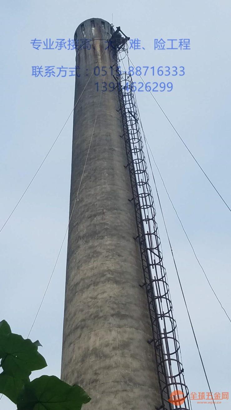 徐州安装烟囱平台施工公司√钢结构防腐公司欢迎您
