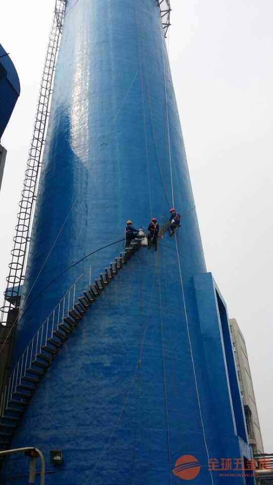 牡丹江烟囱安装灯施工公司√钢结构防腐公司欢迎您