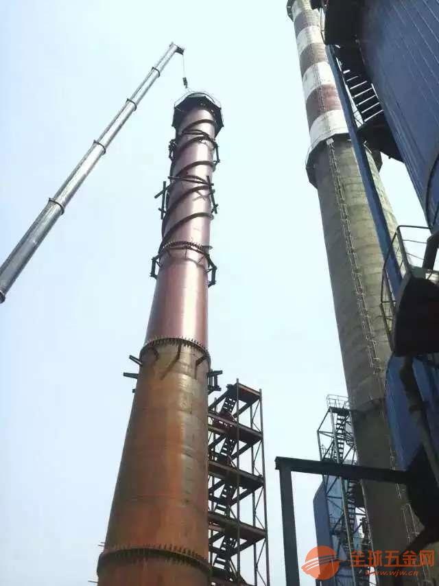 白城安装烟囱平台欢迎来电√烟囱公司欢迎您