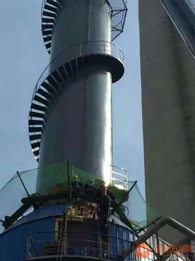 漯河烟囱制作爬梯企业√高空作业公司欢迎您