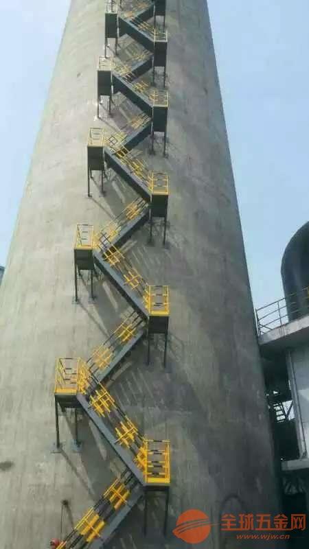兰州烟囱制作爬梯客户至上√烟囱新建公司欢迎您