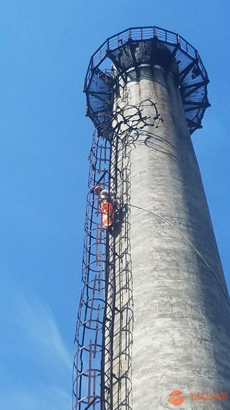 鹤岗安装锅炉烟囱施工公司√钢结构防腐公司欢迎您