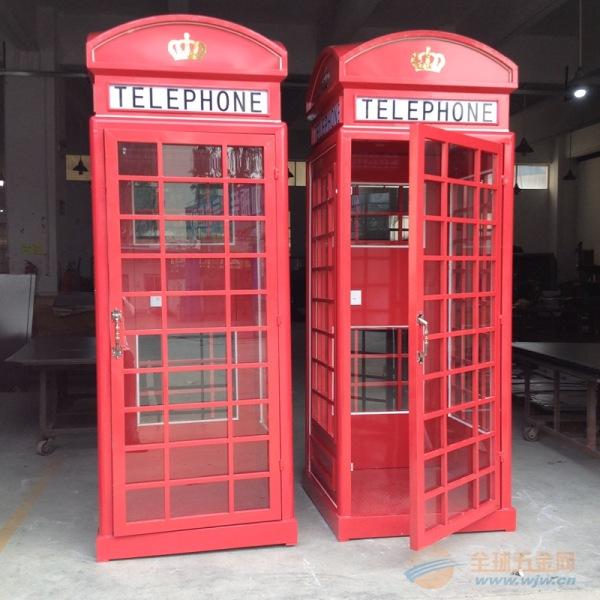 英伦电话亭|复古电话亭-欧式电话亭厂家|供应商-采购