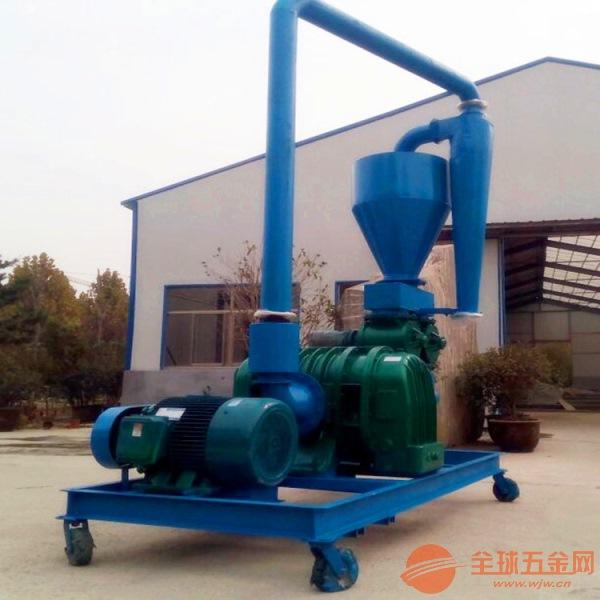 车载吸送机厂家推荐设计定做气力吸粮机