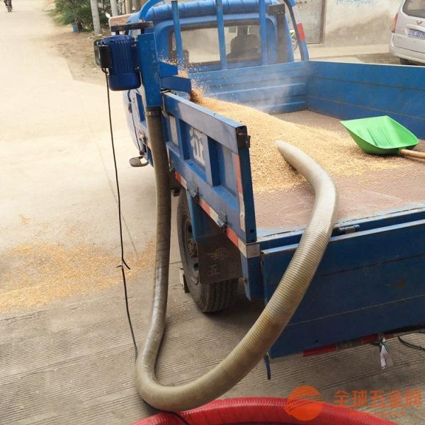 高扬程菜籽气力吸粮机热销水泥粉输送机