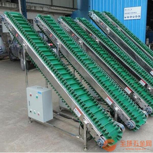 济宁小型带式输送机耐用车间用输送机