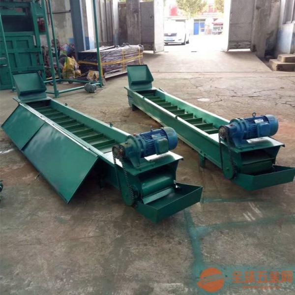 优质埋刮板输送机固定型链式输送机