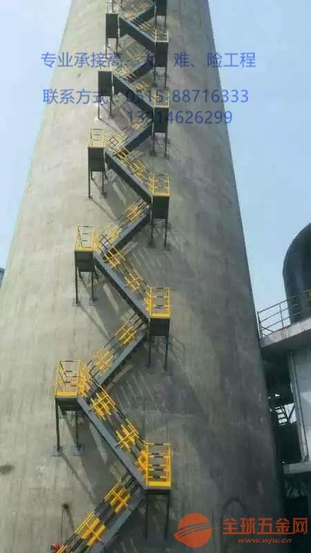 晋中烟囱制作平台施工公司√烟囱新建公司欢迎您
