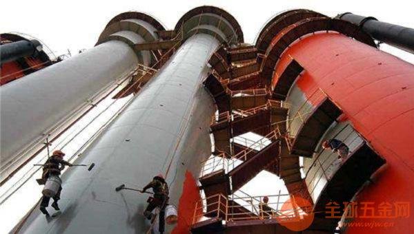 永州烟囱制作盘梯客户至上√钢结构防腐公司欢迎您