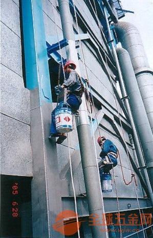 文山烟囱制作爬梯客户至上√烟囱维修公司欢迎您