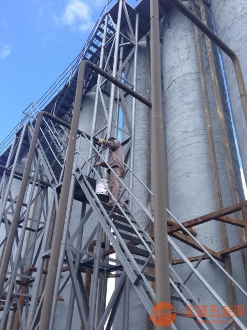 眉山烟囱安装钢平台施工公司√高空作业公司欢迎您