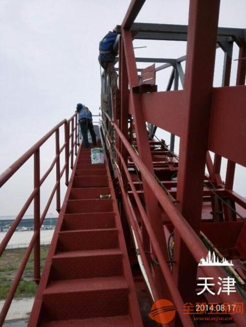 淄博安装烟囱平台欢迎来电√钢结构防腐公司欢迎您