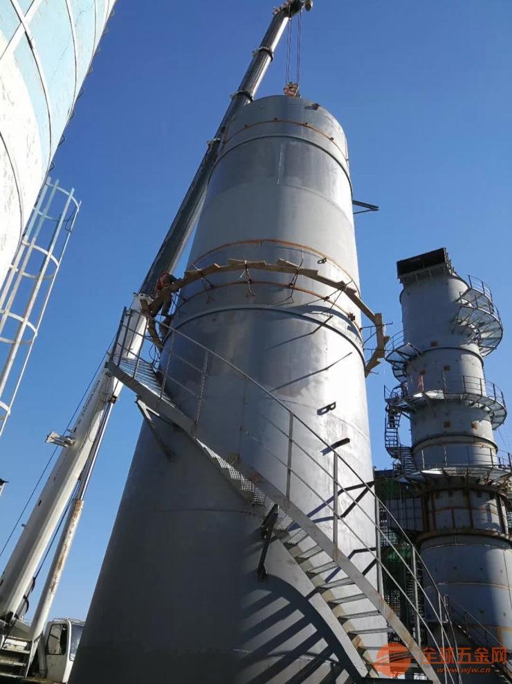 阿克苏地区烟囱制作盘梯施工公司√烟囱新建公司欢迎您