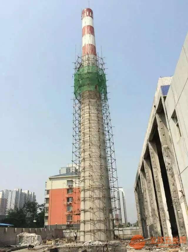 连云港烟囱安装钢平台欢迎来电√高空作业公司欢迎您