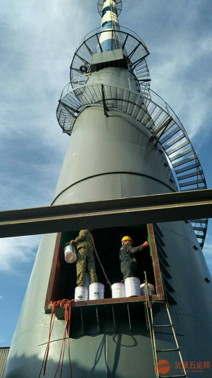 西安烟囱安装避雷针欢迎来电√烟囱新建公司欢迎您
