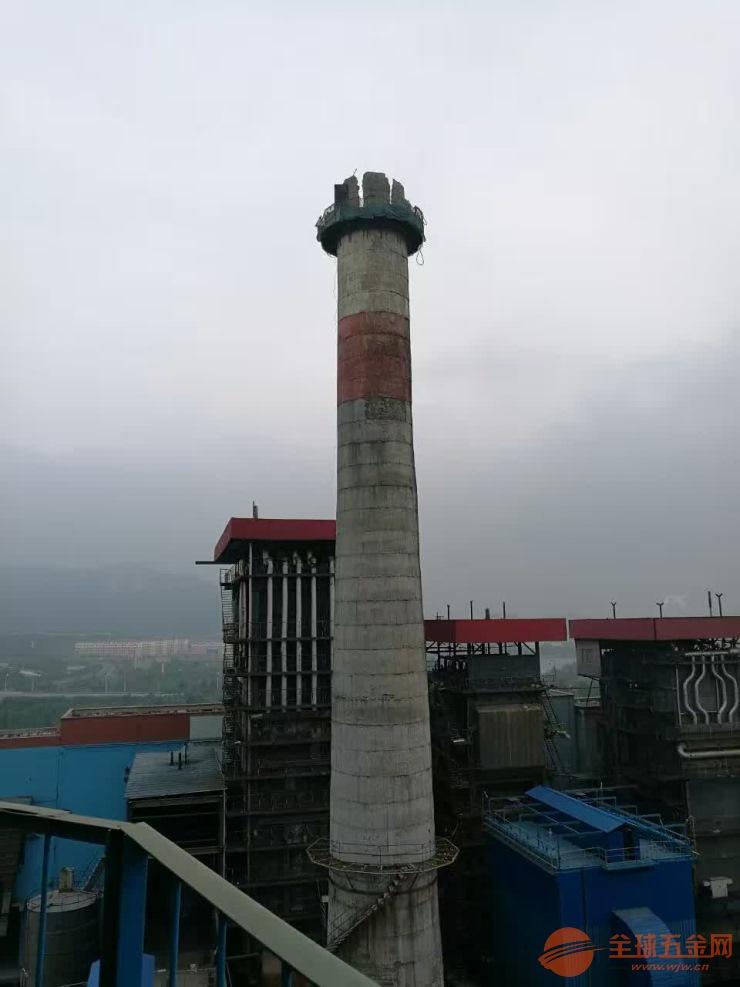 青岛砖烟囱拆除公司欢迎来电√高空作业公司欢迎您