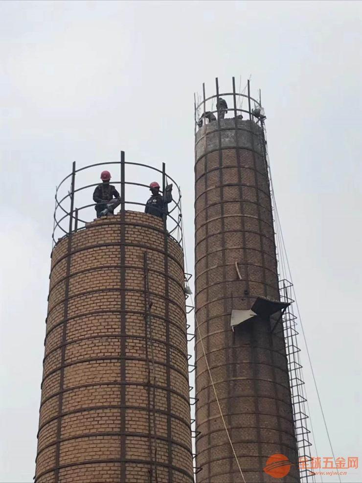淮北水泥烟囱拆除施工公司√防腐公司公司欢迎您