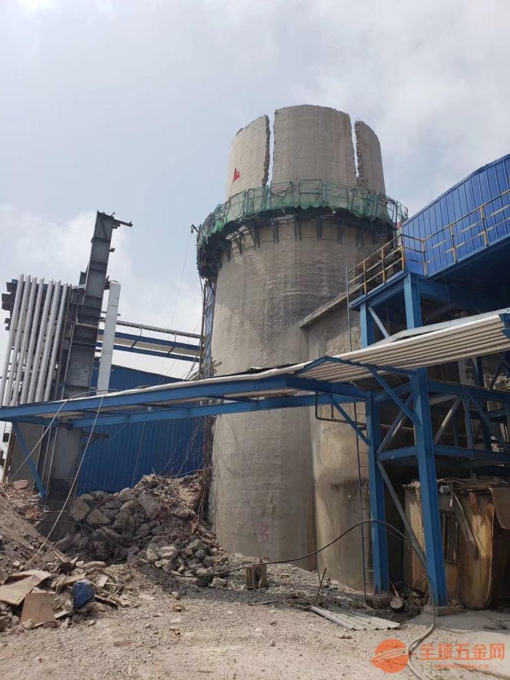 天津拆除砖烟囱公司欢迎您√高空作业公司欢迎您