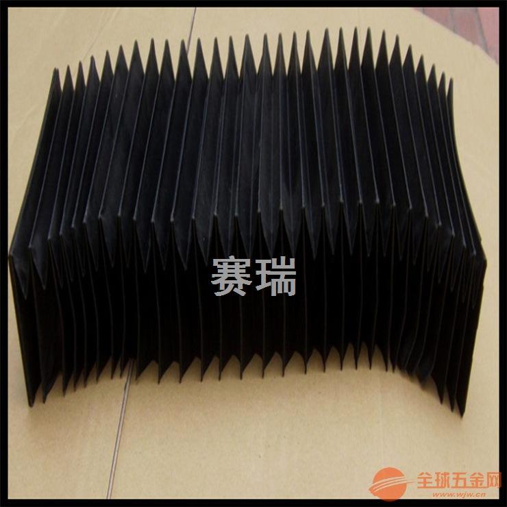 厂家直批伸缩式柔性导轨防尘护罩