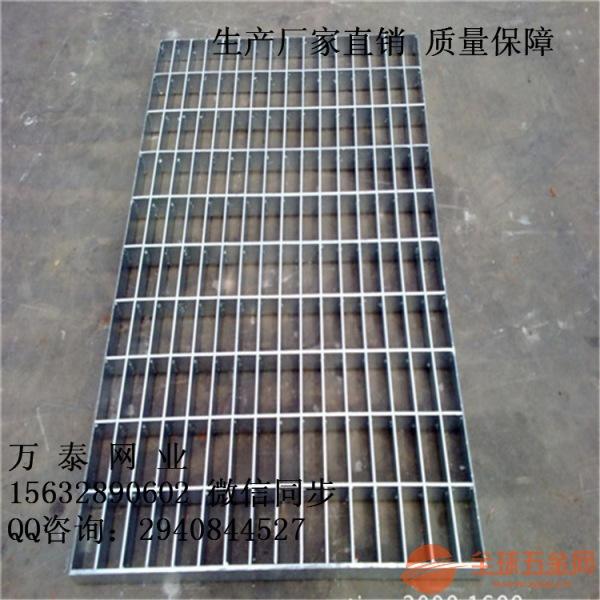 排水网格栅 扁钢焊接网格板