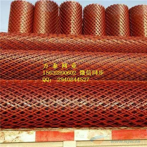 建筑工地基坑防护菱形网