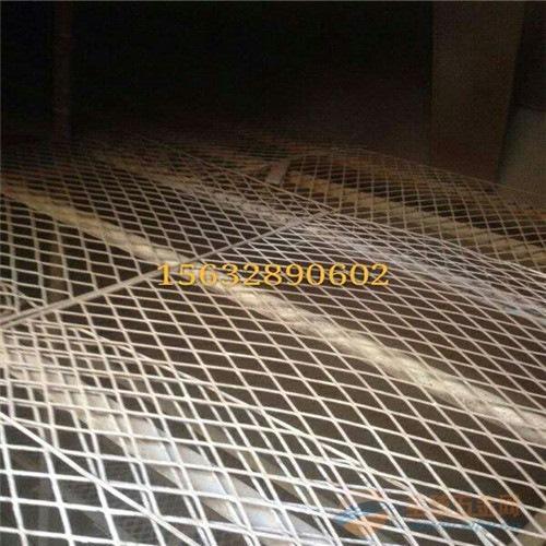 专业定制菱形钢板网厂家