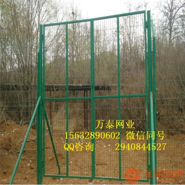框架护栏网定制 隔离围栏 仓库围网