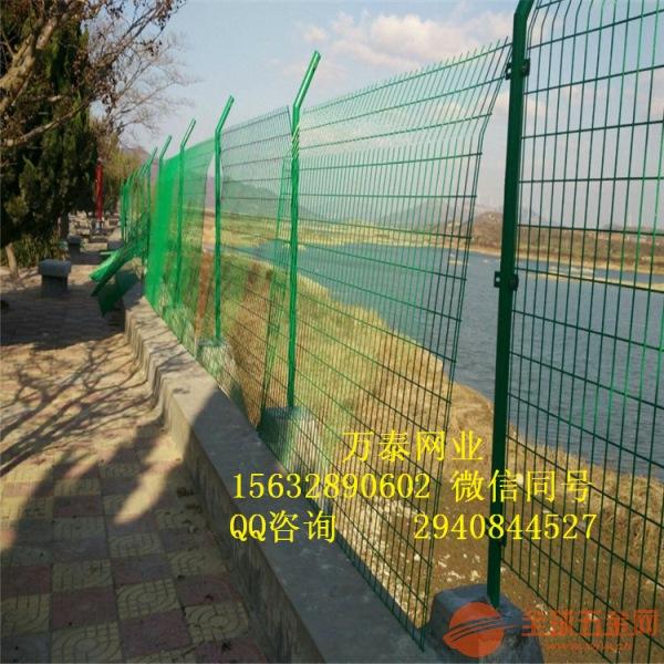 现货双边丝护栏价格 围栏栅栏 道路两侧围挡护栏