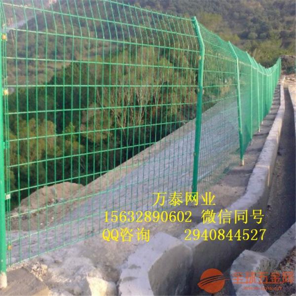 双边丝围挡围栏 绿色围网 护栏网栅栏