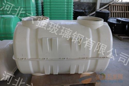波纹玻璃钢化粪池价格波纹化粪池强度高买化粪池选六强