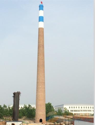 原平50米烟囱美化服务公司全国施工价格划算