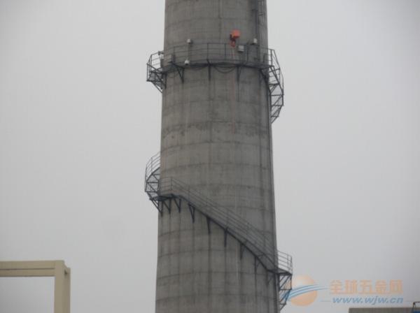灵武50米烟囱美化服务公司全国施工价格划算