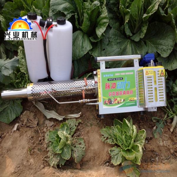 果园田间打药水雾机怀远县果园葡萄园便携式弥雾机