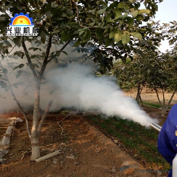 林业喷药机叶城县电气双启动弥雾机
