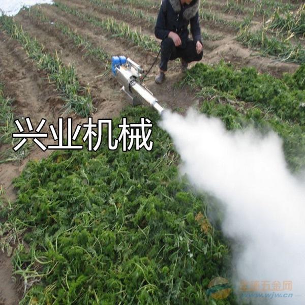 双启动果园脉冲弥雾机河源脉冲式手提式烟雾机