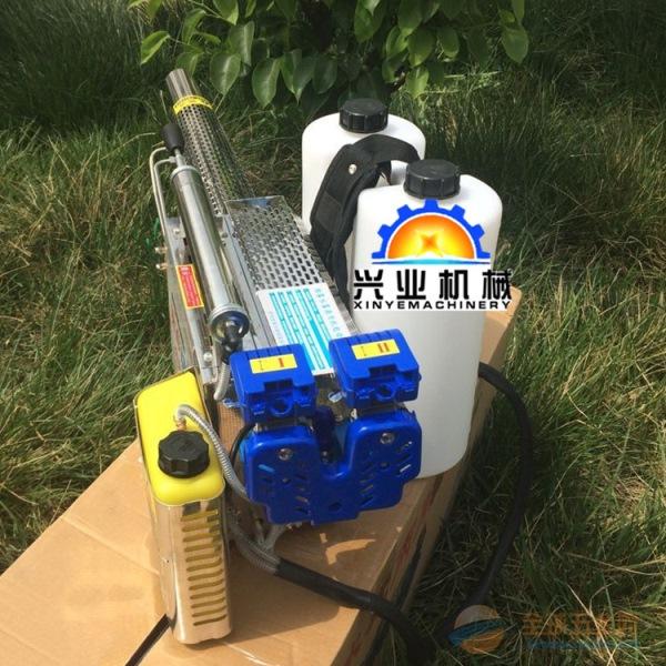 脉冲式烟雾水雾两用机农安县农作物打药烟雾机