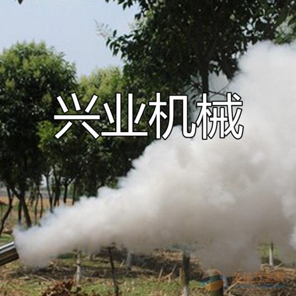 2018新款大功率弥雾机疏勒县消毒杀虫弥雾机