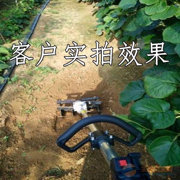 背负式绿化除草机咸阳葡萄地除草锄地机